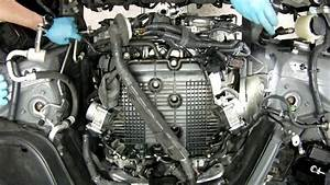 Engine Drops From An Infiniti G37