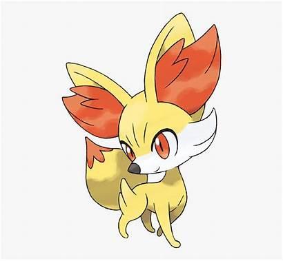 Pokemon Fennekin Powerful Clipart Transparent Netclipart Tags