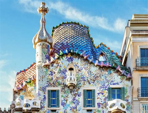 Casa Batilo by Barcelone Casa Batll 243 2019 Ce Qu Il Faut Savoir Pour
