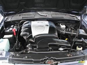 2001 Kia Sportage Ex 4x4 2 0 Liter Dohc 16