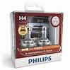 X-tremeVision G-force Bóng đèn pha xe hơi 12342XVGS2 | Philips