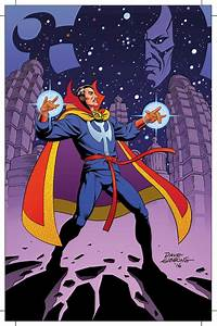 EXCLUSIVE Dave Gibbons Doctor Strange cover - Hero Collector