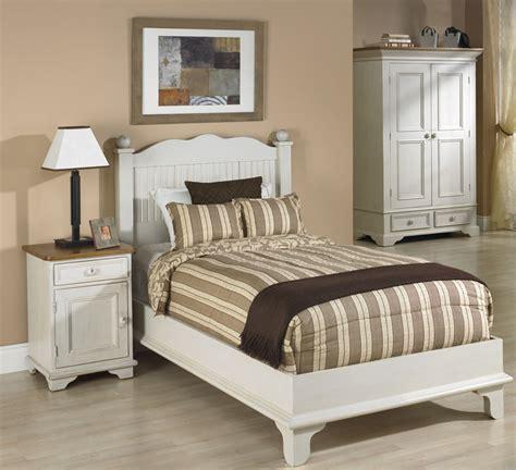 White Beadboard Bedroom Furniture  Home Design