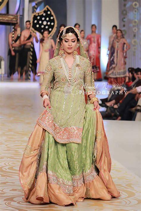 pantene bridal couture week karachi  style