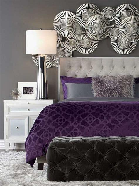 chambre violet aubergine chambre gris et aubergine chambre aubergine with