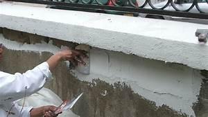 renover un mur exterieur abime With comment faire un enduit exterieur