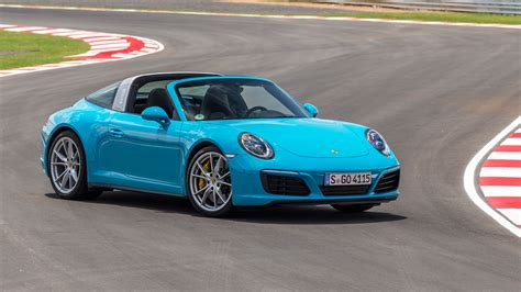 Www Porche by Porsche 911 Targa 4 2016 Review By Car Magazine