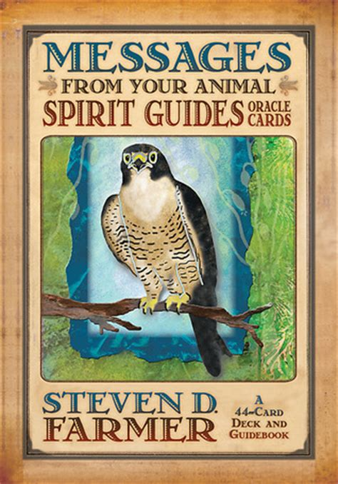 messages   animal spirit guides oracle cards