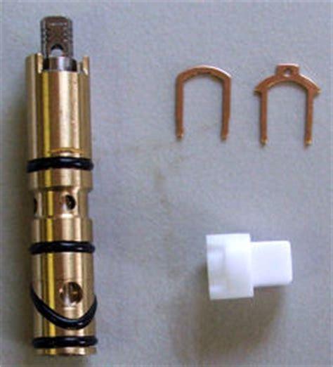 Moen Stanadyne Faucet Cartridge by Replacing Moen 1225 Tub Shower Faucet Cartridge