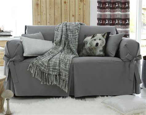 housse de canapé 2 places housses 224 nouettes pour fauteuil ou canap 233 becquet
