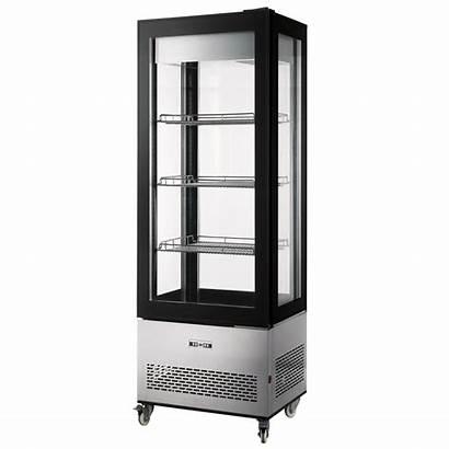 Refrigerated Display Showcase Case Displays Refrigeration Capacity