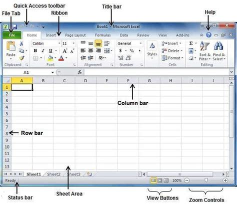 Microsoft 2010 Word Labeled Diagram by Explore Window In Excel 2010