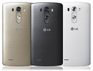 LG G3 - Full Phone Specifications, Comparison