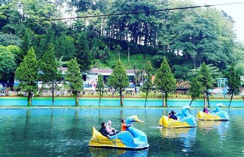 tempat wisata  mojokerto  menarik  terbaru