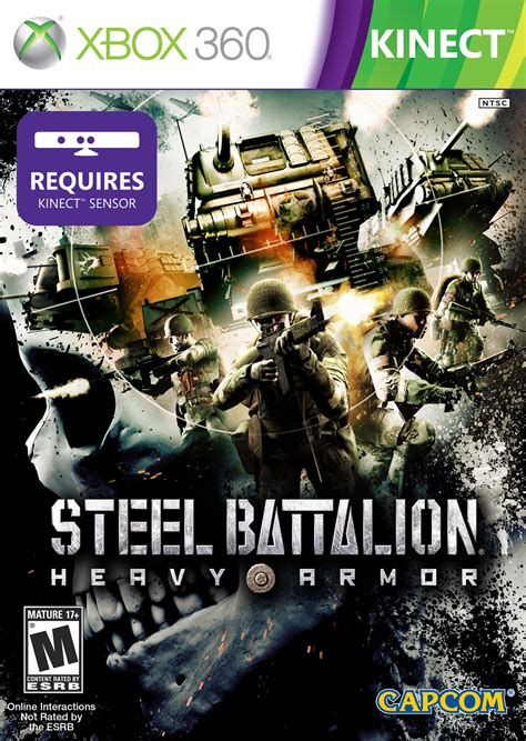 steel battalion heavy armor review ign