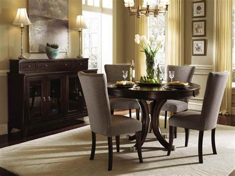 Small Dining Room : Small Round Dining Room Tables Small