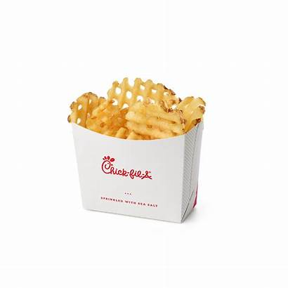 Waffle Chick Fil Fries Potato Menu Order