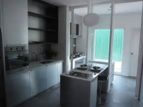 sliding door to separate wet and dry kitchen kitchen With wet and dry kitchen design