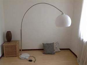 Lampe Mit Eigenen Fotos : retro bogenlampe mit lampen ~ Lizthompson.info Haus und Dekorationen