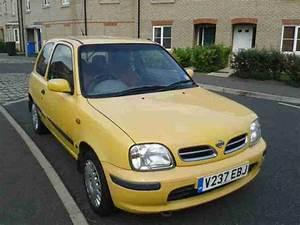 Nissan Micra 2000 : nissan 2000 micra inspiration 16v yellow ac car for sale ~ Medecine-chirurgie-esthetiques.com Avis de Voitures