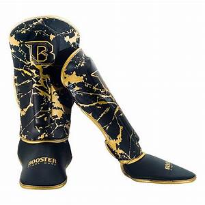 Booster Sg Youth Kickboxing Shin Guards