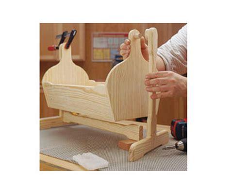 wooden pendulum doll cradle plans  plans