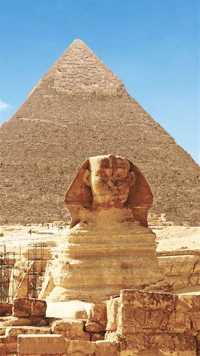 Egypt Ancient Egyptian Iphone Wallpapers Architecture Cool