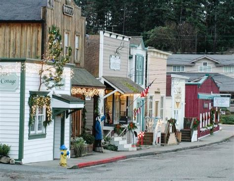 Old Town Coupeville Shops  Picture Of Garden Isle Guest