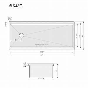 Single Bowl Kitchen Sink Plumbing Diagram
