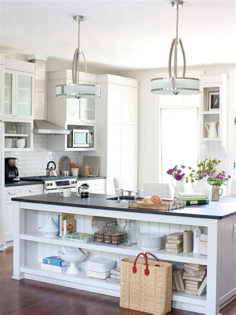 Kitchen lighting ideas that are new and fresh. Kitchen Lighting Ideas | HGTV