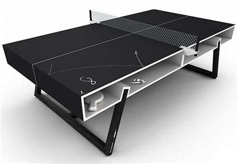 most expensive table tennis table puma brings out a cool new ping pong dining table the
