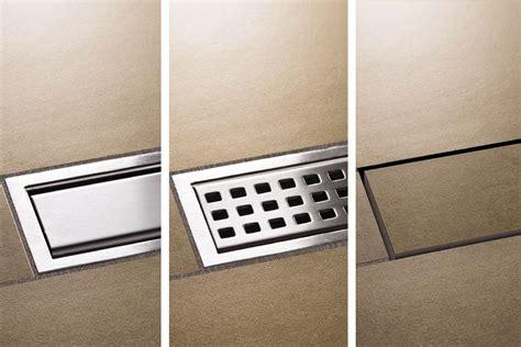 drain pan schluter kerdi line drains shower system schluter com