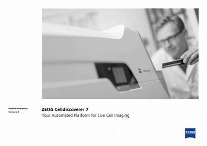 Zeiss Cell Imaging Automated Microscopy