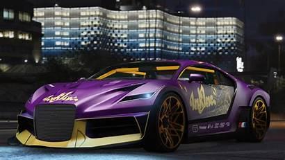 Gta Casino Cars Dlc Vehicles Thrax Truffade