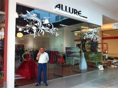 find prom dresses allure opens  westfield