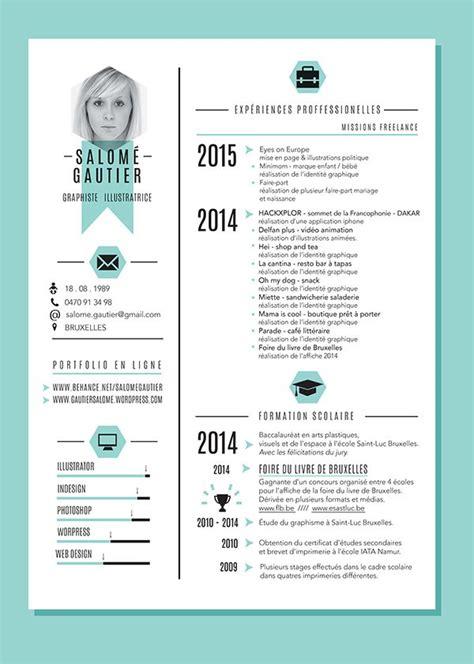 Portfolio Cv by Best 25 Curiculum Vitae Ideas On Curriculum