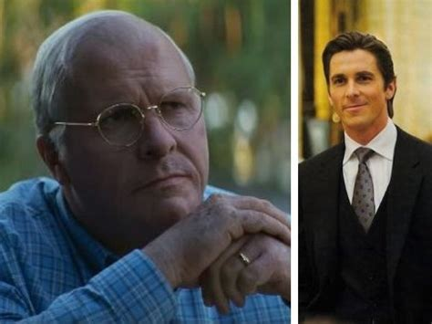 Vice Trailer Christian Bale Gained Play Dick