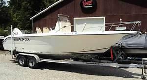 Sea Fox 230 Center Console Boats For Sale