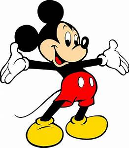 Minnie Simple Mickey Mouse Drawing Ideas Collection How To ...