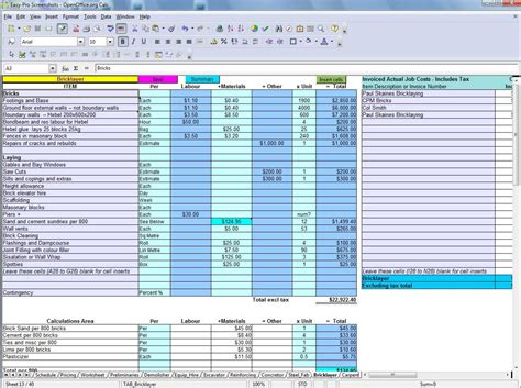construction job costing spreadsheet  natural buff dog