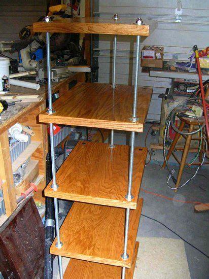 audio rack cabinet plans   Home Decor