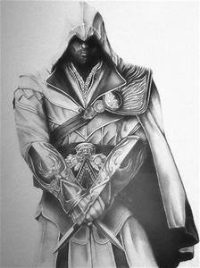 Assassin's Creed Ezio Auditore by lPinhead on DeviantArt