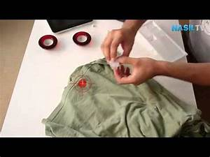 Kaugummi Von Jeans Entfernen : wie kaugummi entfernen von festhalten an kleidung youtube ~ Orissabook.com Haus und Dekorationen