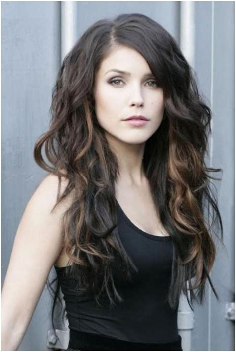 best layered haircuts for thick hair 15 collection of hairstyles for thick coarse hair 5574