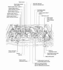 2001 Nissan Pathfinder Engine Diagram