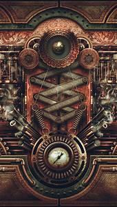 steampunk wallpaper android - Pesquisa Google | Blur Love ...
