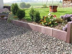 Steine Für Beete : beet mit steinen einfassen full size of garten mit ~ Lizthompson.info Haus und Dekorationen