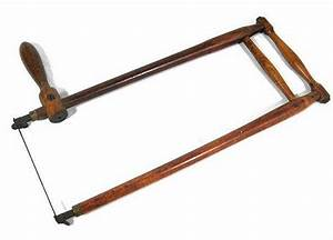 Patent Bracket-saw Frame by Henry L Pratt