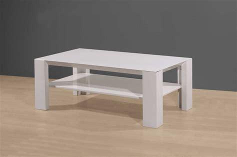 table basse blanc laqué pas cher trendymobilier