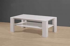 Table Basse Blanche Pas Cher : table basse pas cher blanche id es de d coration int rieure french decor ~ Teatrodelosmanantiales.com Idées de Décoration